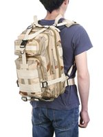 Sacos ao ar livre mochila tática 30l caça Molle 3P sacola militar camo exército swat rucksack homem caminhadas viajar mochilas assalto pack