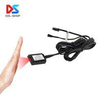 Switch Home Control TDL-5014-T Infrared Hand Scan Switch TDL-5014-M Bloqueio de Bloqueio de Proximidade DC 5V-24V Fonte de Alimentação Inteligente