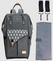 Diaper Bags Lekebaby Bag Baby Nappy Maternity Organizer Shoulder Travel Tote Large Capacity Mummy Handbags For Moms