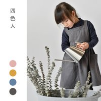 الأطفال الطفل ساحة الوالد الخبز القطن الخالص القنب المطبخ النسخة الكورية