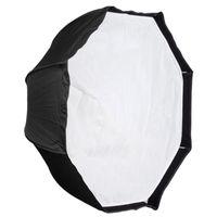 120cm Softbox Tragbare Faltbare Octagon Regenschirm Softbox Diffuser Reflektor für Fotografie Foto Studio Speedlite Beleuchtung