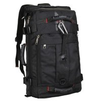 Backpack Men's Waterproof Travel Nylon Multifunction Laptop Luggage Sport Bag Pack Rucksack For Male Free Delivery
