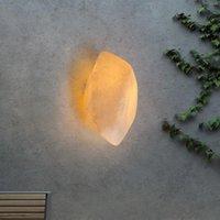 Outdoor Wall Lamps LED Imitation Stone Light Modern Waterproof IP65 Villa Porch Garden Lamp Patio Exterior Sconces