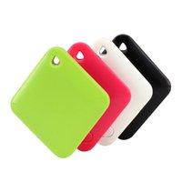Car GPS & Accessories 1pc Smart Mini Tracker Anti Lost Tracer Keys Wallet Bag Kids Trackers Finder Child Phone Key Locator