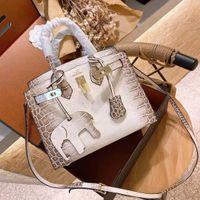Pochette Multi Pochette Hanghhangbag Femmes de luxe de luxe Sacs 2021 sacs à main Bandbody Sac Louisbag_18 Sac à main sacs à main Thai Crocodile Himal