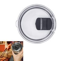 جديد البلاستيك المغناطيسي غطاء انسكاب دليل على أكواب القهوة أغطية مانعة للتسرب غطاء dhl شحن مجاني 20oz 30oz أكواب الأغطية WWA120