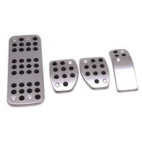بيجو 207 307 307 207 208 2008 308 408 CC / CITROEN C3 C4 / DS 3 4 6 DS3 DS4 DS6 سيارة غازات القدم بقية معدلة لوحة دواسة لوحة
