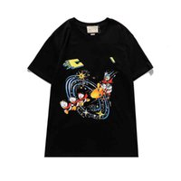 Bolsas, Bsummer Designer T-shirt Homens e Mulheres Tops Tigre Cabeça Cabeça Bordado T-shirt dos homens T-shirt de mangas curtas T-shirt das mulheres