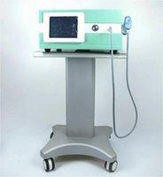 الوافدون الجدد تصديق موجة العلاج ماكينات الموجات فوق الصوتية العلاجية لالتهاب اللفافة الأخمصية مع 2 الموجات فوق الصوتية ومقابض homewave