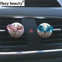 Freshener de ar de carro Hazy Beauty outlet perfume condicionamento decoração de alta qualidade diamante o sólido do carro