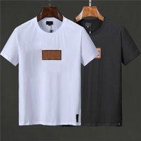 Мода Tee Design T Рубашки Мужчины Летние Топы Tee Tees Мужская Дизайнер Thirts O Вызрее Slim Fit Hip Hop Высокое качество