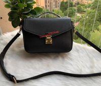 2021 torba Tasarımcılar Çantalar Çantalar Çanta Yüksek Kaliteli Deri Kadın FashionPochette Metis Omuz Luxurys Çanta