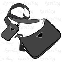 Luxuriöse Designer-Taschen Nylon-Hüftbag Brusttasche Geldbörse-Match-Stoff-Tasche Handtaschen Geldbörse Gürtel Tasche Fallschirm-Stoff-Tasche Crossbody-Geldbörse 23cm