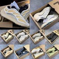 2022 mit Box 700 V3 Herren Laufschuhe Azael Alvah 500 Utility Black Blush Static Reflective AsRiel Cinder Israfril V2 Frauen Designer Sneakers Trainer