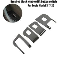 Portada de la cubierta del interruptor del interruptor de la ventana del reposabrazos de la ventana del reposabrazos de la ventana de la ventana del reposapiés de la ventana de la ventana
