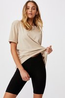 Women's Leggings Clothing Fashion Casual Black Gathering High Waist Underwear Girl