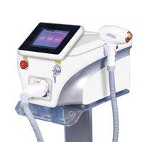 Bonne qualité 755nm 808nm 1064nm Diode Laser Machine d'épilation permanente Épilation de peau de rajeunissement 808nm Machine d'épilation au laser Machine de salon