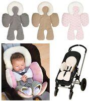 Baby passeggino cuscino car sedia sedile tappetino tappetino per bambini cuscino cuscino testa supporto corpo carrello dual lati usa il corpo supporto corpo supporto cuscino 192 T2