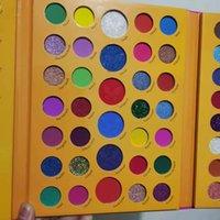 64 색상 큰 상자 눈 그림자 메이크업 매트 쉬머 밝은 색상 크레용 isHadow 팔레트 화장품 착용하기 쉬운 방수 오래 지속되는 DHL