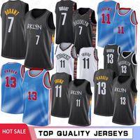 NCAA Kevin 7 Durant Kyrie 11 Mens Irving College Basketball Jerseys 27 Jamal Murray 15 Jokic Stock S-XXL