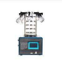 Пищевые процессоры Небольшой вакуумный морозной сушильный станок Вертикальный лиофилизатор сушилки Использование для фруктов и овощей
