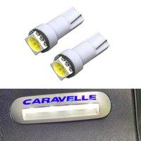 16шт белая ошибка Бесплатная светодиодная лампочка ввода внутренней ноги ступенчатой подсветкой для VW Multivan Caravelle Transporter T5 T5.1 T6 светодиодная лампа только