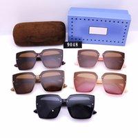 Créateurs de soleil Sunglasses Hommes Femmes Lunettes de vue Outdoor Shades Cadre Polarisée Lunettes de soleil à la mode Classic Sport Sun Lunettes Miroirs CB 21031602DQ