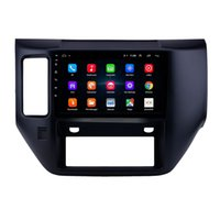 Android 10 Coche DVD Auto Radio STEROO Player para Nissan Patrol 2011-2015 Pantalla táctil completa 1080p Video 9 pulgadas