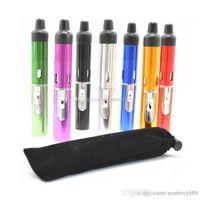 Sneak A Vape Click N Vape Mini Herbal vaporizer fumar tubo com incorporado à prova de vento Tocha mais leve - bolso do presente