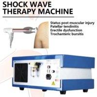 독일 수입 압축기 7 바 2000000 샷 충격 파 기계 Shockwave 치료 기계 ED 트리트먼트 충격파 치료 장비