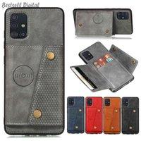 Fashion Flip Leather Card Pocket Holders Case For Xiaomi Mi 11 Lite Pro Ultra Redmi Note 10 10S Pro POCO F3 X3 NFC M3 Phone Back Cover