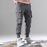 Мужские брюки весенние спортивные брюки мужчины тактическая уличная одежда мальчики бегагинг карандаш грузовые мужские бегуны повседневные одежда 2021