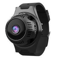 4K HD WiFi Mini Câmera Smart Watch 1080P IR Night Vision Video Recorder Mini Camcorder Movimento Detecção Micro-Cam Inteligente Pulseira