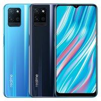 "Original Realme V11 5G Mobile Phone 4GB RAM 128GB ROM MTK 700 Android 6.52"" Full Screen 13MP OTG 5000mAh Face ID Fingerprint ID Cell Phone"