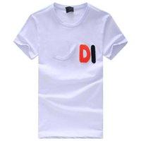 Arrivo estate famoso design uomo maglietta hip hop manica corta slim top tees girocollo t-shirt moda moda uomo casual t-shirt tshirt