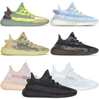 Offerta speciale V2 Scarpe MX OAT Rock Kanyes Sneakers Mono Ice Ash Ash Pack Pearl Che cosa il Synth Cinder Carbon Zyon Black White Static Reflective Nuvole Blu Tint Zebra Sesame
