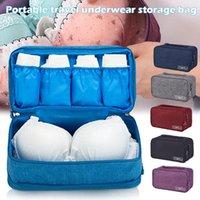 Storage Drawers Travel Multi-function Bra Underwear Packing Organizer Bag For Socks Cosmetic Case Men Women QJS Shop