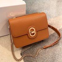 Women Luxurys Designers Bags 2021 Shoulder Bag. Crossbody Palm pattern box bag Cowhide\With gift box. Size: 21x16x7cm 5 colors wholesale retail