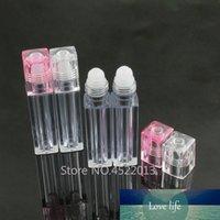 50pcs 6.5ml vides lipgloss rouleau sur des bouteilles de baume à lèvres contenants crème oculaire bouteilles lèvres tubes brillants maquillages tubes rechargeables