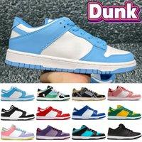 2021 UNC Dununk Sahil Erkekler Koşu Ayakkabıları Dunks Tıknaz Dunky Sihirci Beyaz Siyah Gölge Kentucky Yumuşak Gri Düşük Erkek Eğitmenler Kadın Sneakers
