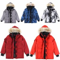 women downs goose jacket canada down Expedition Parker canadien Coats men hooded coat jackets lover parkers canadian Winter Clothing mens Outerwear