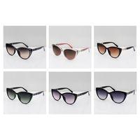3747 Fashion Accessories mens fashion sunglasses Woman uv400 full frame Pink Round glasses Cat Eye luxurys designers sunglasses gift