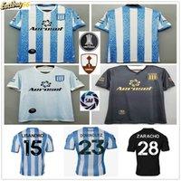 2020 جديد الأرجنتين سباق نادي دي أفيلانيدا لكرة القدم الفانيلة Lisandro Churry zaracho بو فرنانديز سنتوريون مخصص