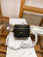 سيدة سفر الغرور BB PM منحرف حقيبة يد محفظة المرأة جلد البقر حقائب اليد الغرور حالة حقيبة الكتف crossbody