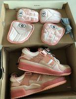Bad Bunny X Originals Forum Osterei Niedrige Chaussures De Designer Sneakers Schuhe Teenager Aktive Laufkräfte Little University Sport A3
