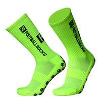 Sports Anti Slip Soccer Socks Cotton Football Men Sock Calcetines