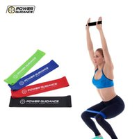 Resistance Bands Latex Loop Fitness Set - Yoga Exercise Sport Band For Legs And Arms Carry Bag Equipment