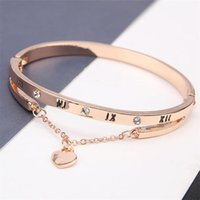 Bracelet Charm Color Jewelry Stainless Steel Heart Forever Love
