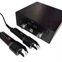 Kaltfusion Ultraschallhaarverlängerungsmaschine / -verbinder / Eisen mit zwei Griffen