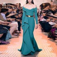 Guyi женский бюстгальтер сплошное нерегулярное платье лето 2020 новых женщин
